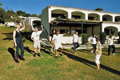 Genoptræning i solen - Costa del Sol - Spanien
