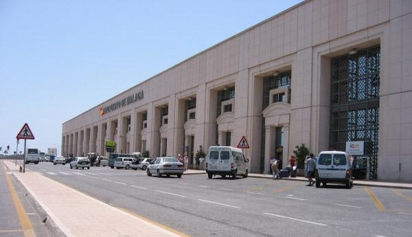 malaga lufthavn ankomst